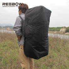 REEBOW TACTICAL Outdoor Travel Duffle Bag Men Big Capacity Picnic Camping Backpack 1000D Oxford Trekking Sports Luggage Bag(China (Mainland))