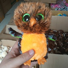 Buy A Toy A Dream Ty Beanie Boos Long-haired owl Big Eyes Beanie Baby Plush Stuffed Doll Toy Collectible Soft Plush Toys Kids Gift for $4.99 in AliExpress store