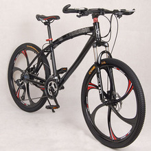 New High-end 26-inch 24-speed Carbon steel mountain bike speed high quality road bicycle bicicleta carbono bmx IQ0001(China (Mainland))