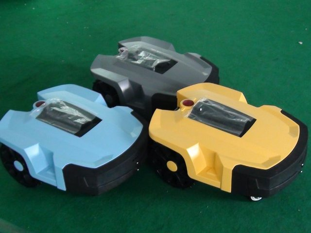 Robot garden mower machine  automatic Grass cutter lawn mower free shipping