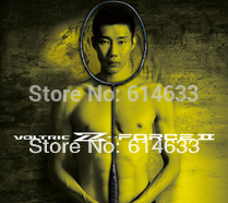 VT ZF II New arrival Free shipping  top selling 2014 new model Lee chongwei VOLTRIC Z-FORCE II badminton racket / racquet