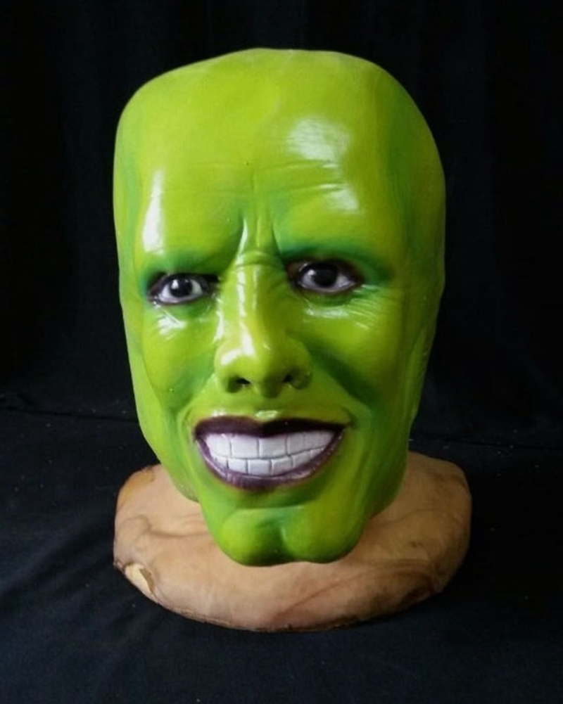 latex mask Picture - More Detailed Picture about Jim Carrey ...
