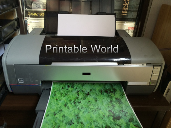 A3 Size Printable Water Transfer Printing Film(China (Mainland))