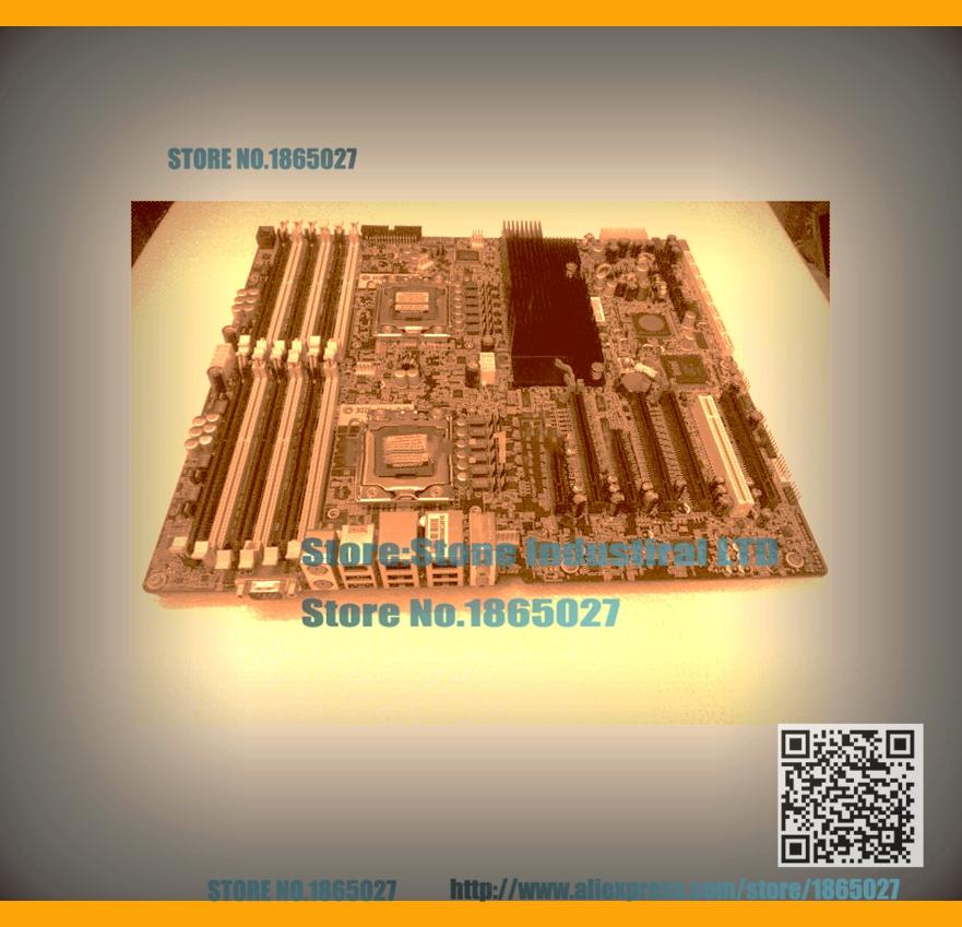 Z800 Workstation Desktop Motherboard PCB REV:1.00 461437-001 460838-001 100% Tested Good Quality(China (Mainland))