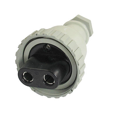 20a 250v Plug ac 250v 20a 2p Plastic