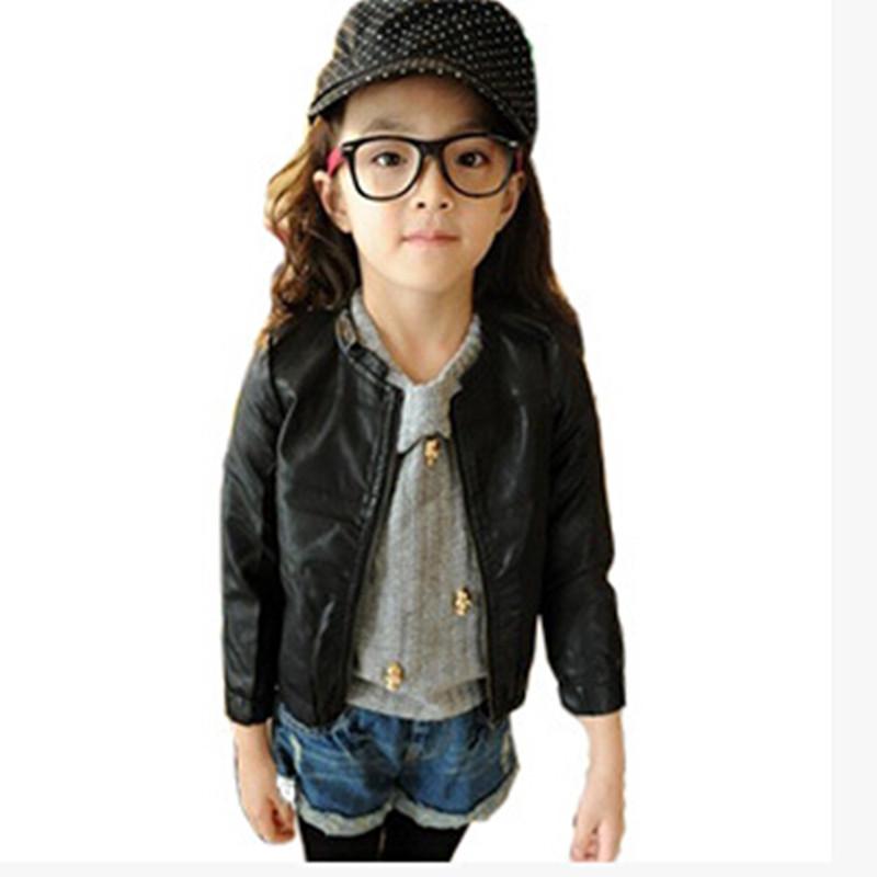 High Quality Boys Black Leather Jacket-Buy Cheap Boys Black ...
