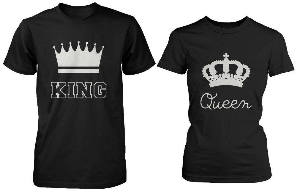 king queen t shirt