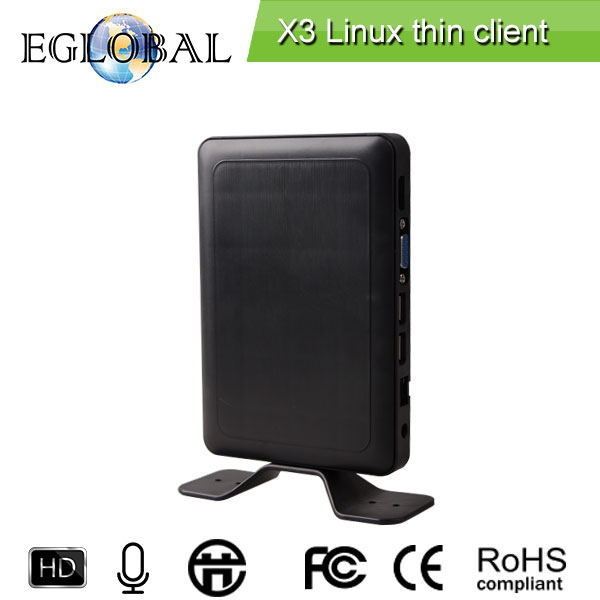 Cloud Computer For Remote View Multi Users on Win8/ Windows Multipoint Server RDP7 Protocol Net PC Station Thin Client Terminal(China (Mainland))