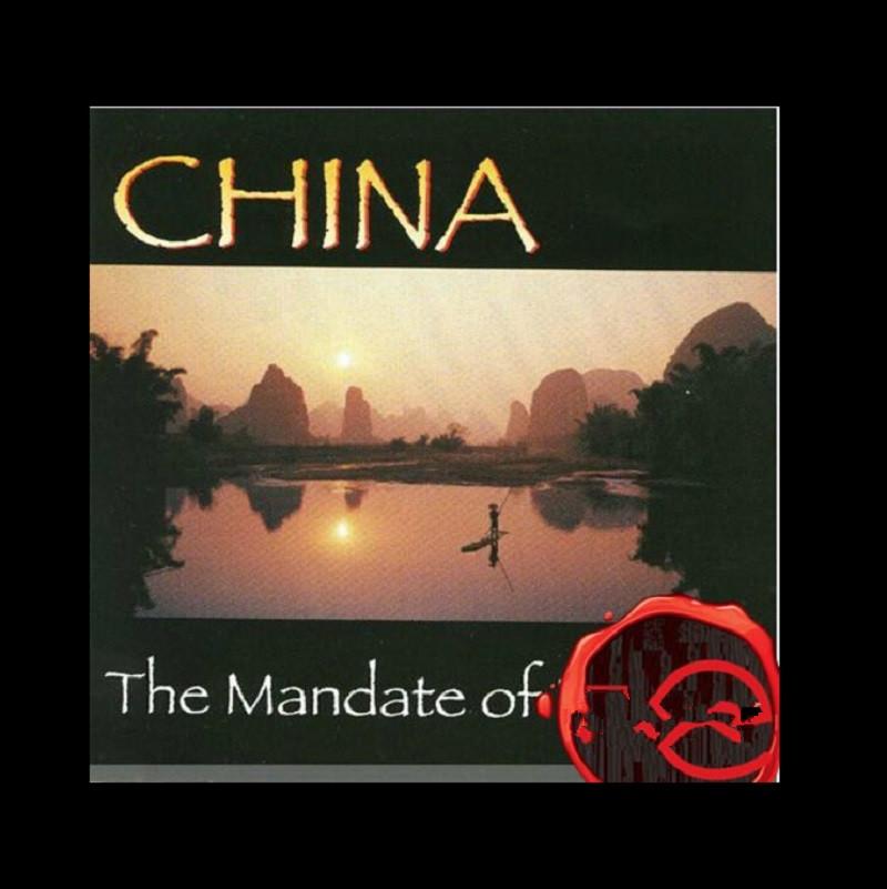 New China The Mandate of Heaven CD [free shipping](China (Mainland))