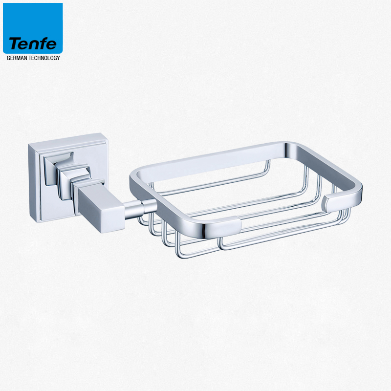 Ding Fei whole square pendant copper network soap soap box soap box bath bathroom metal pendant TF2714<br><br>Aliexpress