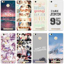 Buy 10GG Bangtan Boys BTS Transparent Cover Case Xiaomi Redmi 3 3S 3Pro 4 4pro Note 3 4 Note 3 4pro Max Mi5 Mi5s for $1.24 in AliExpress store
