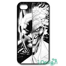 Fit for iphone 4 4s 5 5s 5c se 6 6s plus ipod touch 4/5/6 back skins cellphone case cover Marvel Comics Batman Joker
