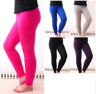 Hot 2014 Leggings Womens Girls Ladies Big Plus Size Sport Leggin Geggings Cotton Women Ankle-Length Fashion Casual Legging Pants(China (Mainland))