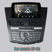 8'' Wince 6.0 Car GPS for Mazda BT-50 BT 50 2011 2012 2013 2014 With Radio Stereo RDS BT I- Pod TV Steer Wheel Control Free Map(China (Mainland))
