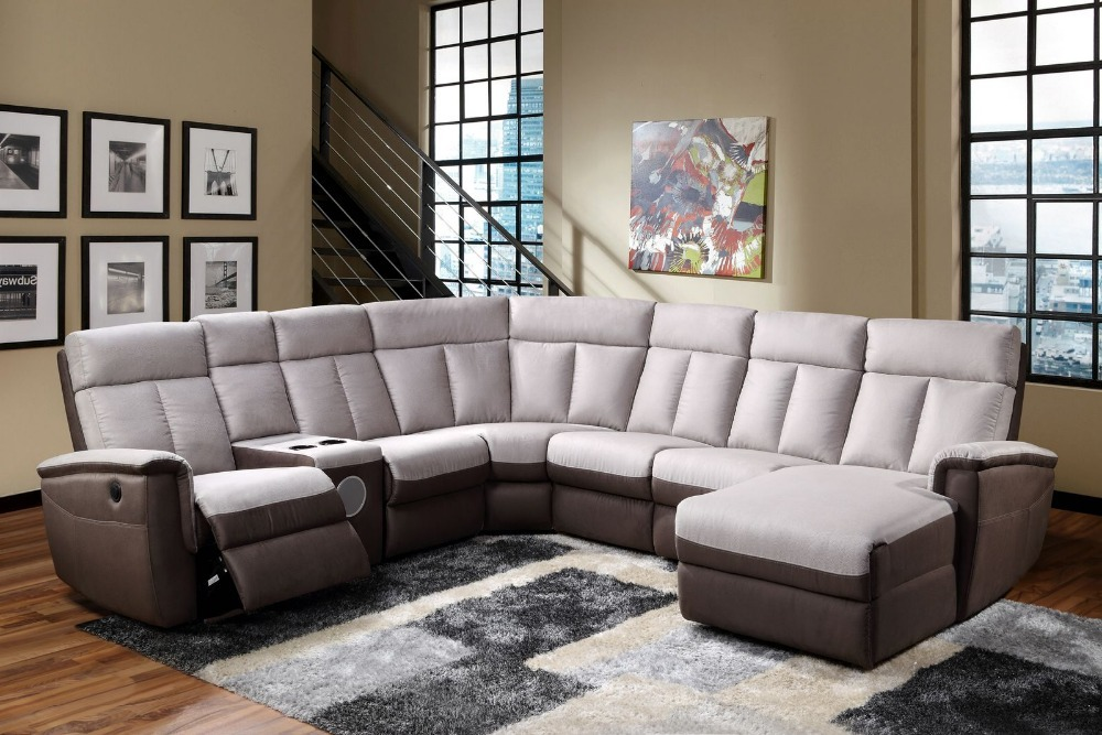 sofa recliners with cup holders