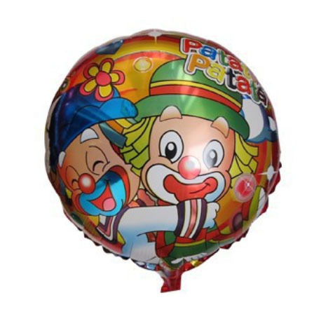 patati patata helium gas for balloons balao baby shower 20pcs/lot 18inch foil balloons engagement party balloons(China (Mainland))