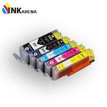 5PCS Compatible ink Cartridge PGI550 CLI-551 for Canon IP7250 MG5450 MG5550 MG5650 MG6450 MG6650 MX725 MX925 IX6850 for Europe(China (Mainland))