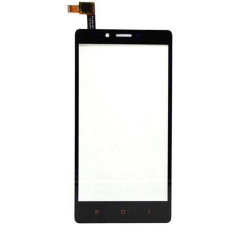 For Xiaomi Redmi 1 1S/ Hongmi 1S Touch Screen Digitizer Panel Glass Replacement Parts Free Shipping New,black