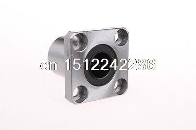 4pcs LMK12UU 12mm Square Flang Type Linear Bearing 12x21x30 mm(China (Mainland))