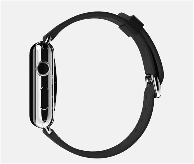 Новое поступление классический пряжки роскоши ремешок ремешок для Apple , диапазон вахты кожи ремешок для часов faixa де relogio мака