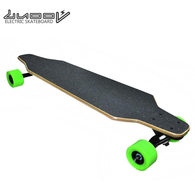 1200W 22 Mph Electric Skateboard Longboard Wireless Remote Control