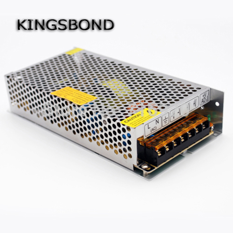 DC12V 10A 120W Power Adatper / Power supply for LED strip led module, 1pc/lot free shipping lighting transfromer<br><br>Aliexpress