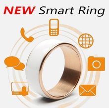 Modern Design Original TimeR Intelligent RING MI02 NFC Magic Wear Smart Ring For NFC Feature IOS Android System Smart Cell Phone(China (Mainland))