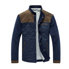 New Arrival Autumn Fashion 2015 Male Jacket Stand Collar Veste Homme Color Blocking Men Jackets E29(China (Mainland))