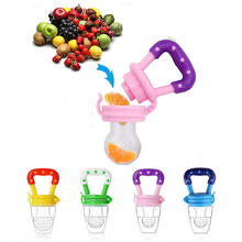 Infant Food Nipple Feeder Silicone Pacifier Fruits Feeding Supplies Soother Nipples Soft Feeding Tool Avent Pacifier Silicone(China (Mainland))