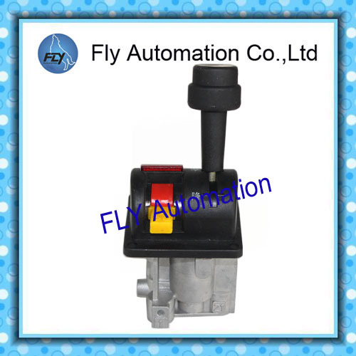 Automatic Locked Hydraulic Dump Truck Controls Valve For Stop And Fall BKQF34-B(China (Mainland))