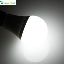LemonBest 6pcs/lot 9W 3x3W Super Bright Epistar E27 LED Spotlight Bulb Lamp LED Down light Cold White Warm White AC 100-245V(China (Mainland))