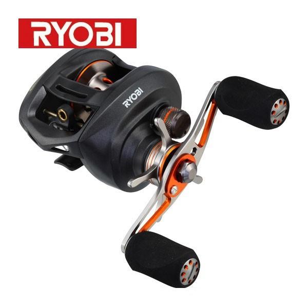 Baitcasting reels ryobi reel pluma r 10 1bb gear ratio7 1 for Ryobi fishing reel