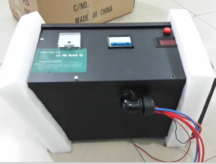 Energy saver box 450kw 3 phase Power Saver For industry and factory electric saving box and the stabilizer of electricity(China (Mainland))