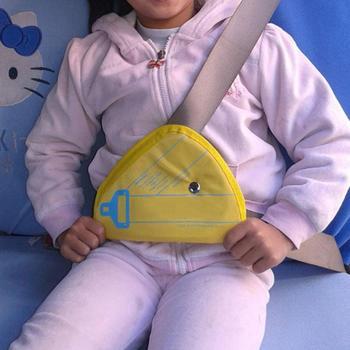 Kids Children Car Safety Seat Belts Adjust Decive Protector Strip Positioner Seat Belts CS181