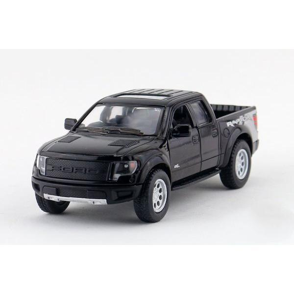 Children Kids Kinsmart 2013 Ford F-150 SVT Raptor SuperCrew Sport Model Car 1:46 KT5365 5inch Diecast Metal Alloy Cars Toy Gift(China (Mainland))