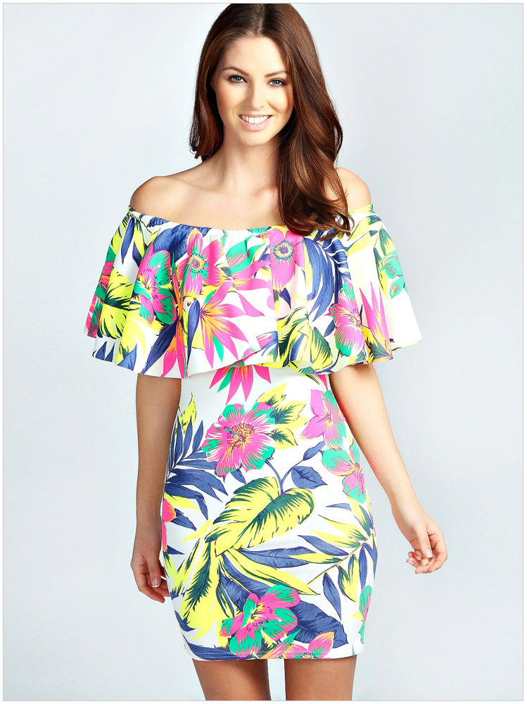 Excellent Hawaiian Summer Dresses  Dress Yp
