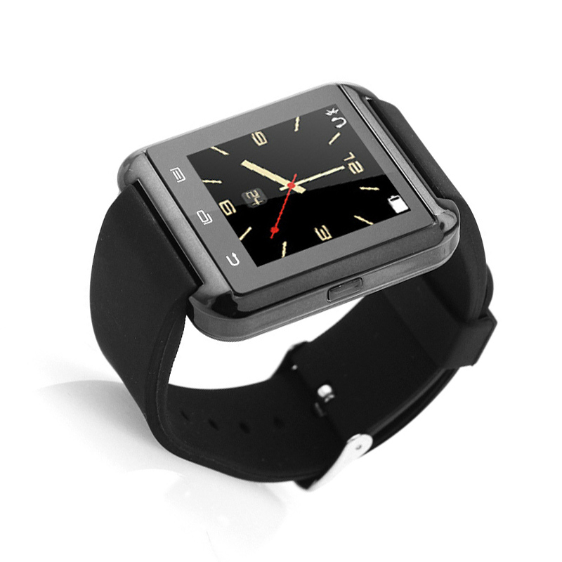 Smart Phone Bluetooth Watch Bluetooth Wristband Watch U8 Uwatch Smart Watch Paypal(China (Mainland))