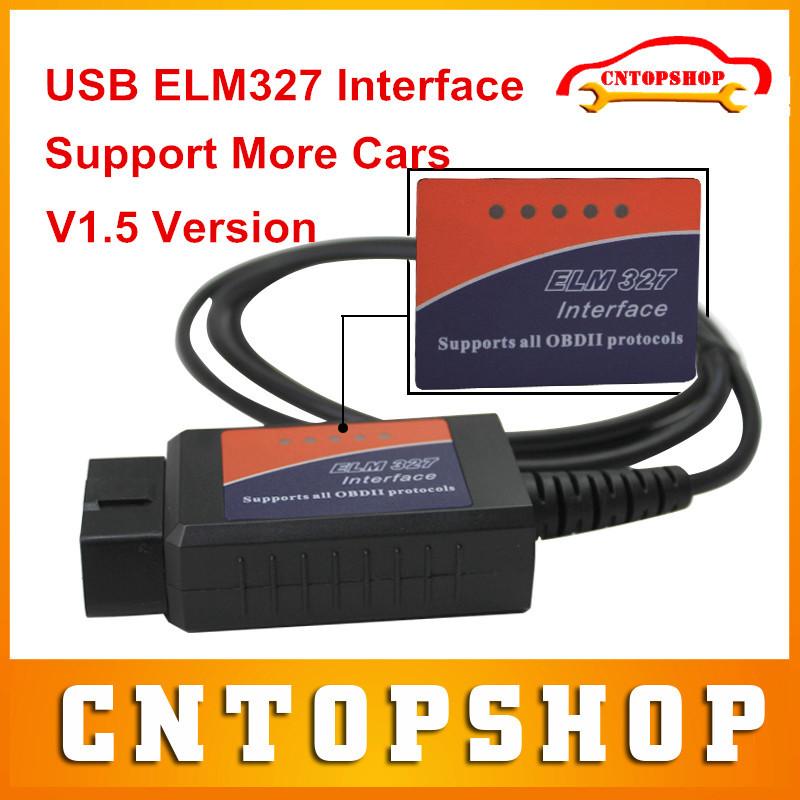 Elm327 usb metal renault