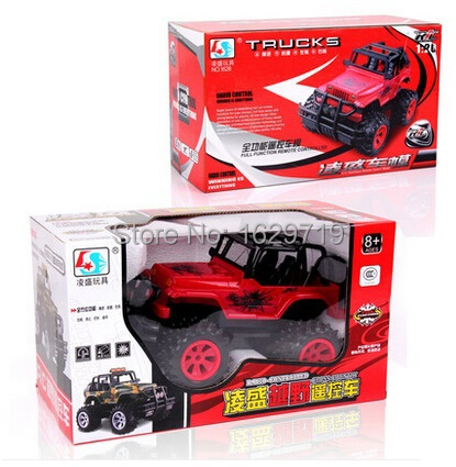 1:20 RC Drfit Car Remote Control Car Road Vehicle SUV Kids Jeep off-road Vehicle Radio Control Car Child Electric Toy(China (Mainland))