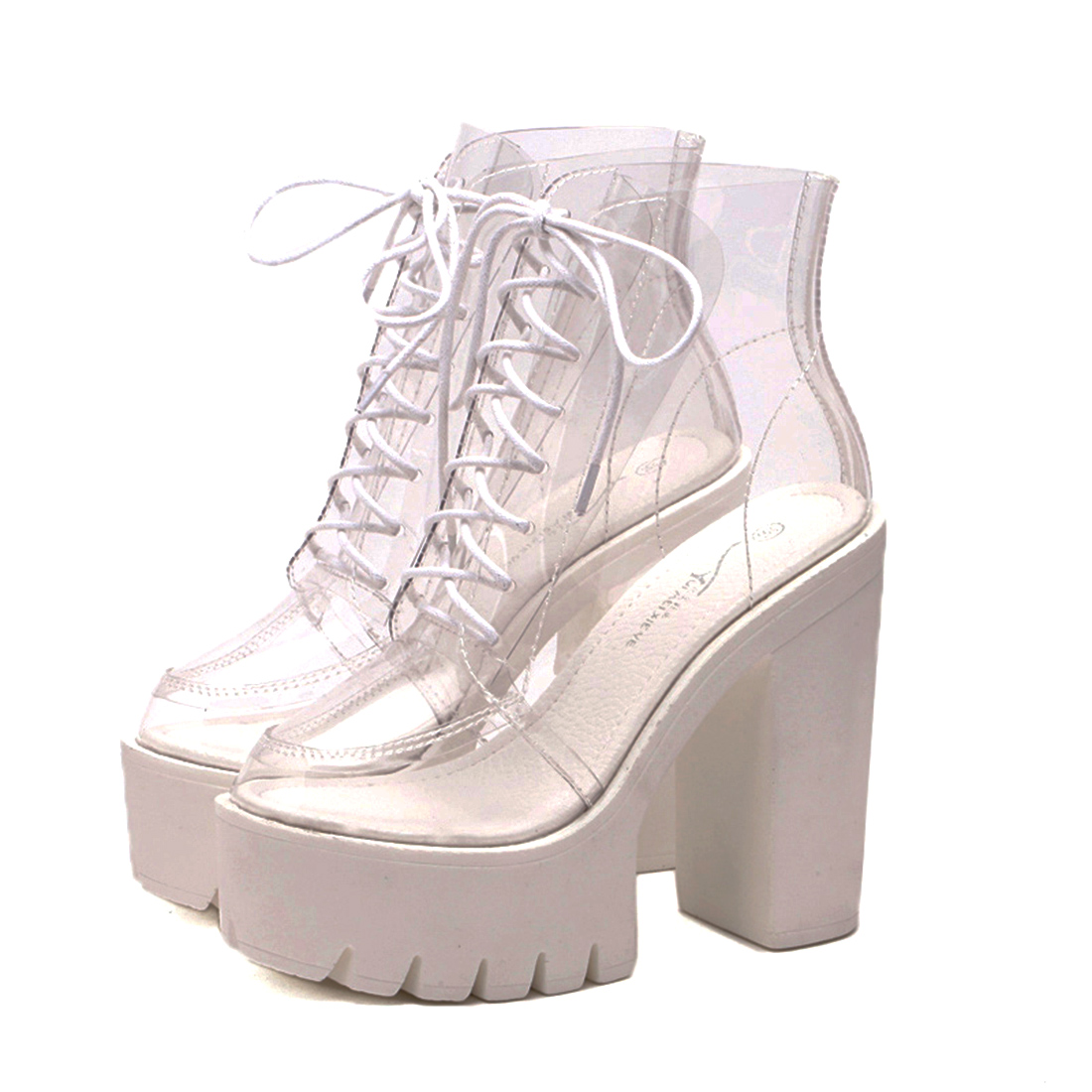 Online Get Cheap Rain Boots Clear -Aliexpress.com   Alibaba Group