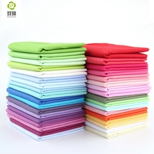Buy New Solid Tissus Cotton Fabric Telas Patchwork Fabric Charm & Quarter Bundles Fabric Sewing DIY Crafts 20*25CM 40*50CM for $7.68 in AliExpress store