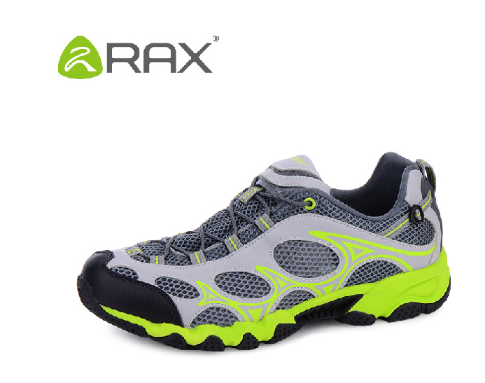 Rax Lightweight Hiking Breathable Trekking Shoes Men Outdoor Hiking Walking Fishing Shoes Mesh Climbing Mountaineering Shoes Men<br><br>Aliexpress