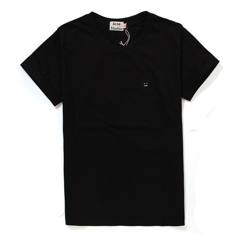 2015 Tops Tees Acne Studios T Shirt Women Short Sleeve