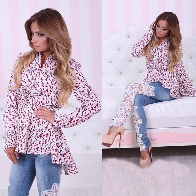 Женские блузки и Рубашки New Brand V женские толстовки и кофты new brand 2015 ballinciaga 2 piece 8718