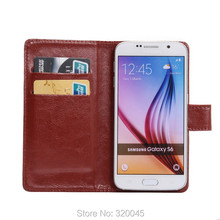 Universal 360 degree rotation Bag for iphone6 plus wallet leather stand case for MEGA 6.3  Portable rotate holster for note4