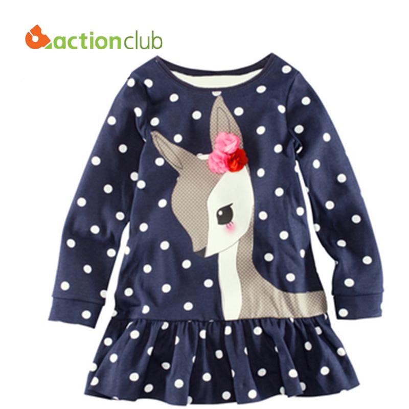 2-6 Years Baby Girls T-shirt Hot Sales Design Cotton Shirt For Girls Infantil Kids 2015 Long-sleeve Clothing Roupas Infantis<br><br>Aliexpress