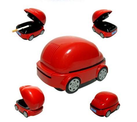 , car eco-friendly ashtray smokeless novelty usb new air Purifier ashtrays - Life beauty store
