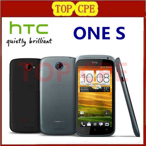 "Original Unlocked HTC One S Z520e Cell phone 4.3"" Touch Screen Android WIFI GPS Camera 8MP Z560e Free Shipping Refurbished(China (Mainland))"