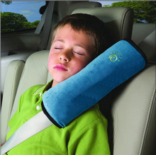 Universal Bay Child Car Cover Pillow Baby Shoulder Safety Belts Children Strap Harness Protection seats Cushion Support Padding(China (Mainland))