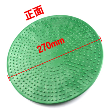 27cm 10.6 inch Rubber Lazy Susan swivel plate round turntable bearings<br><br>Aliexpress